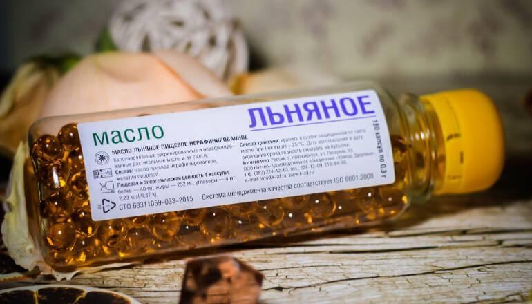 Льняное масло детям: польза и вред, с какого возраста можно давать грудничку и в какой дозировке, как принимать при запоре