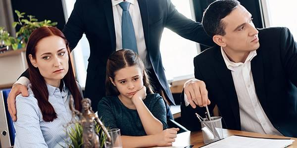 Бесплатная юридическая консультация по семейным делам: получить консультацию юриста по семейным вопросам онлайн и по телефону