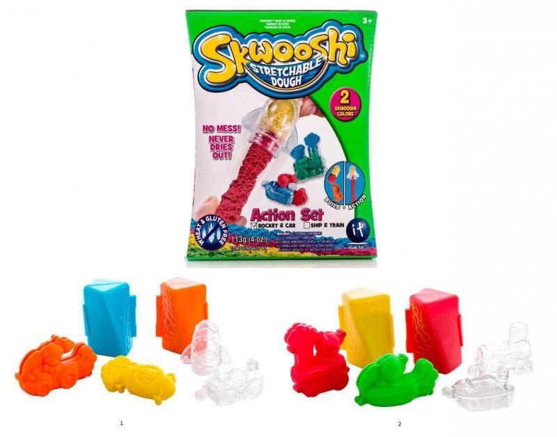 Масса для лепки skwooshi (40 фото): детский тягучий несохнущий пластилин-песок, состав и отзывы о наборах
