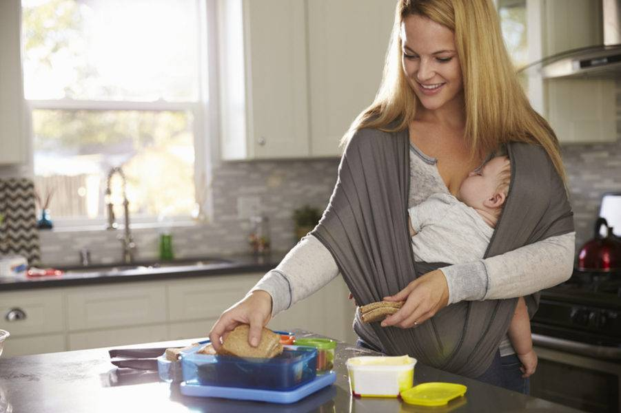 Как молодой маме справиться с ребенком и домашними делами? как молодой маме все успеть