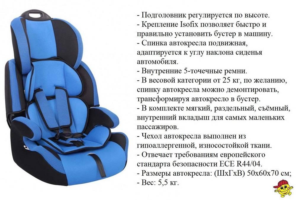 Топ-10: автокресла для детей 0-18 кг (группа 0-1)