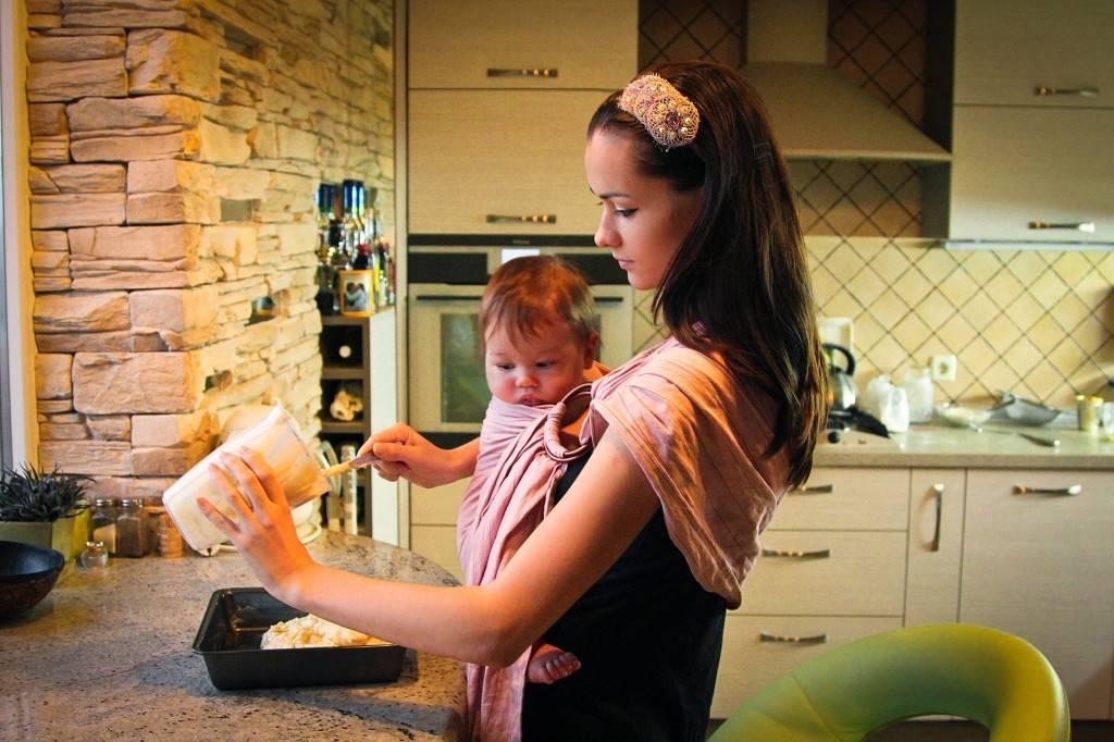 Как все успеть с грудным ребенком: основы тайм- менеджмента и советы мамочкам