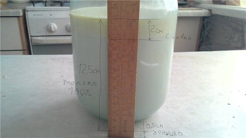 2 способа определения жирности грудного молока в домашних условиях - топотушки