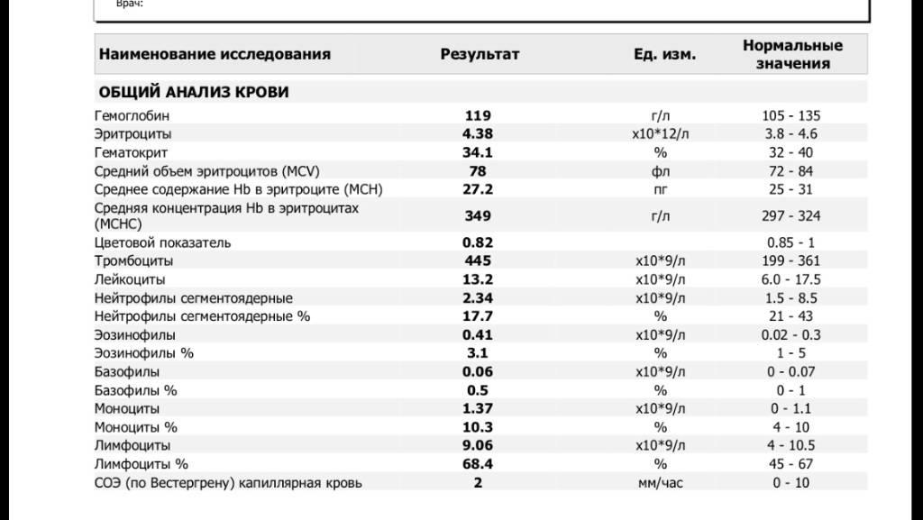 Комаровский об общем анализе крови - помощь в расшифровке