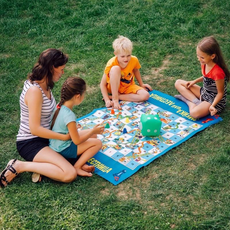 30 лучших настольных игр для детей