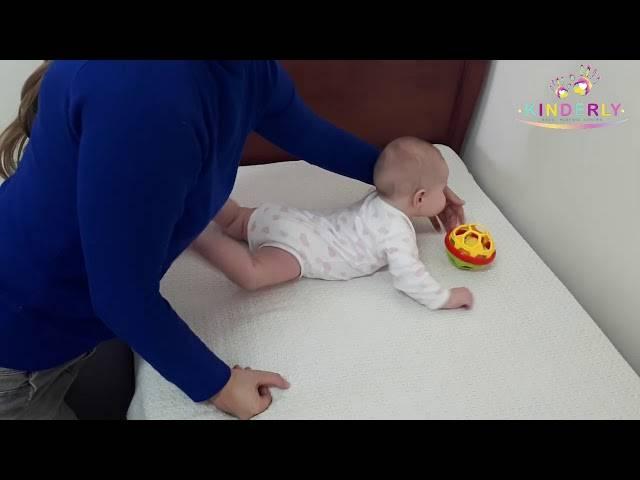 Как скоро ваши дети поползли после того как начали переворачиваться со спины на живот? сколько им было, когда поползли? ~ я happy mama