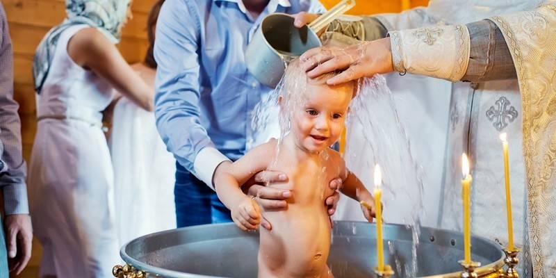 Что нужно знать о крещении ребенка