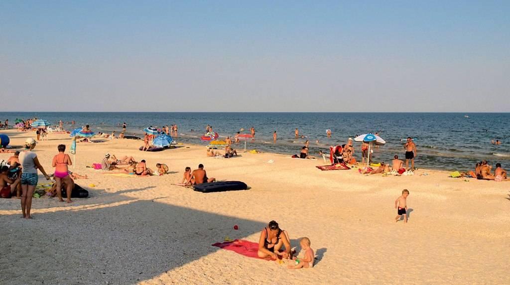 Азовское море — где лучше отдыхать с детьми