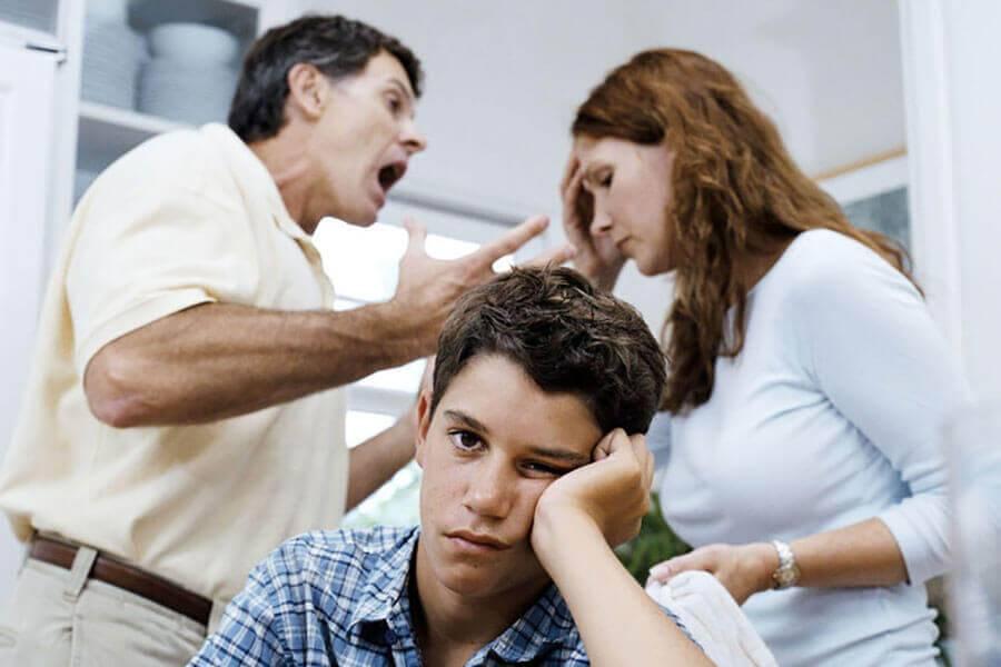 Отношения детей и родителей, анализ семейного воспитания | семья и ребенок