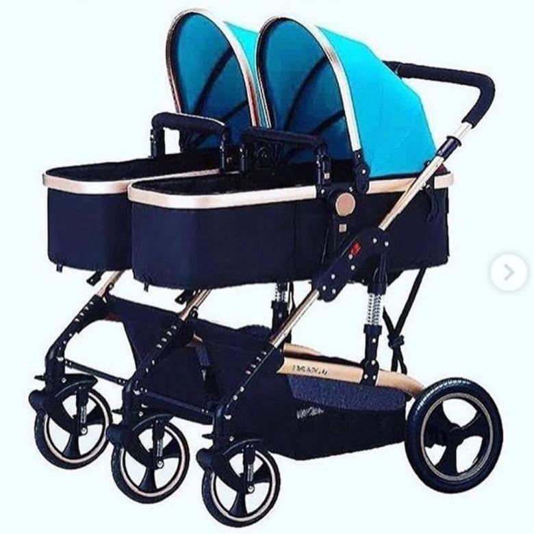 Рейтинг лучших моделей колясок для двойняшек