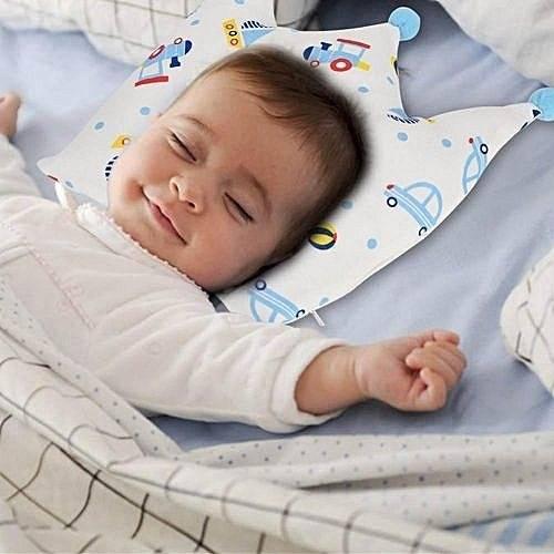 Когда (с какого возраста) ребенку можно спать на подушке?