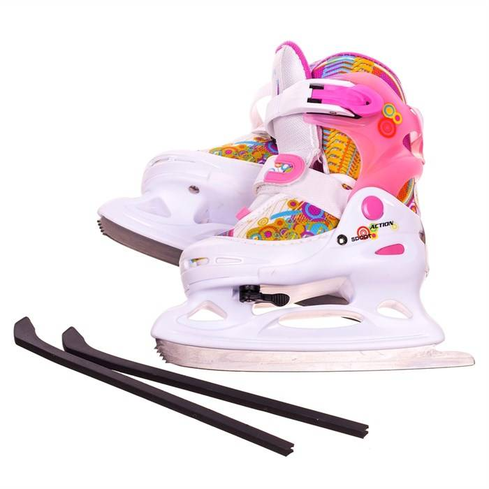 Выбор детских коньков для комфортного и безопасного катания