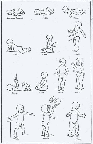 Когда ребенок начинает сидеть: сроки, самостоятельные пробы и помощь родителей
