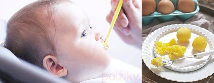 Куриные яйца детям: с какого возраста можно давать?