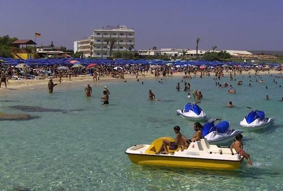 Отдых с детьми в Айя-Напе (Кипр)