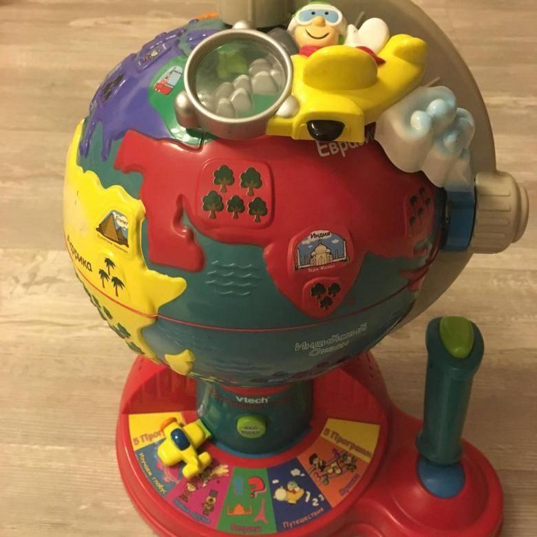 Обучающие глобусы