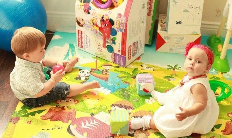 Что подарить мальчику на 2 года на день рождения - идеи подарков, в том числе сделанных своими руками