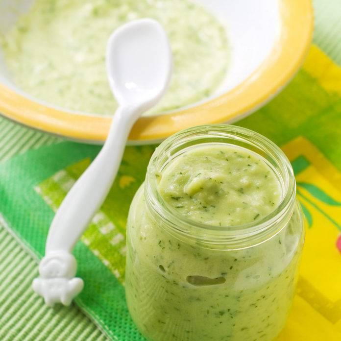3 рецепта пюре из цветной капусты для грудничка