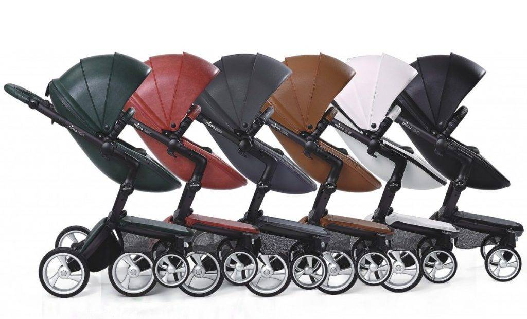 Самые дорогие детские коляски