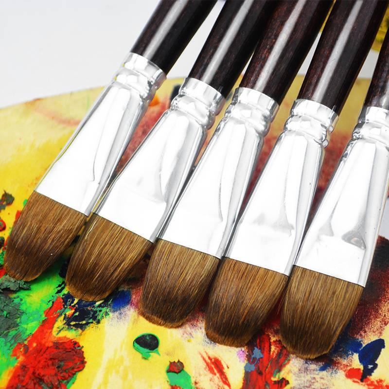 Топ 13 средств, как в домашних условиях очистить кисточку от краски