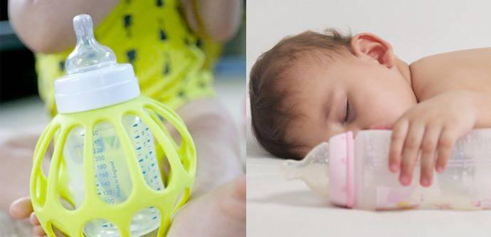 Как после бутылочки приучить ребенка к груди