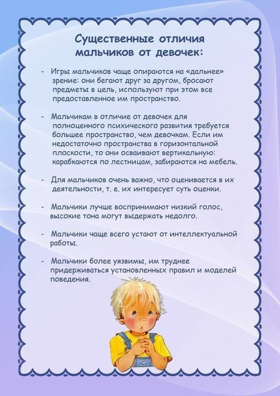 Как воспитывать мальчика без отца: 7 правил