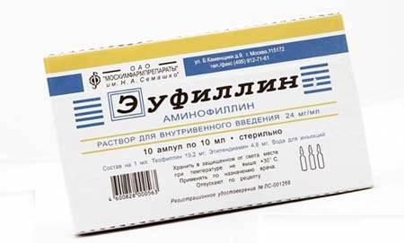 Эуфиллин при беременности | аборт в спб эуфиллин при беременности | аборт в спб