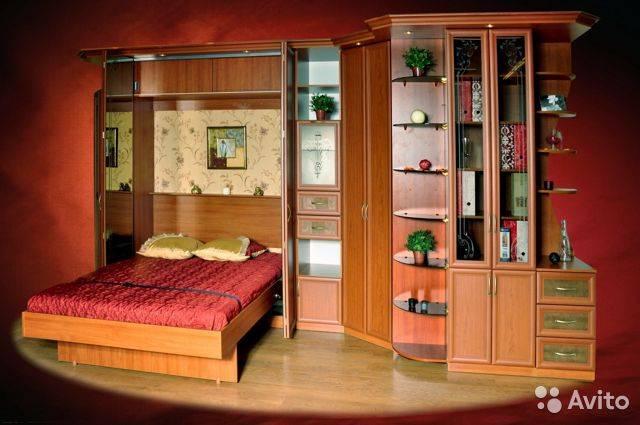 Стенка в спальню: 70 фото стильных и красивых решений при создании уникального дизайнадекор и дизайн интерьера