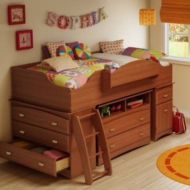 Детские кровати: 100+ фото в интерьере, идеи для мальчиков, девочек, подростков