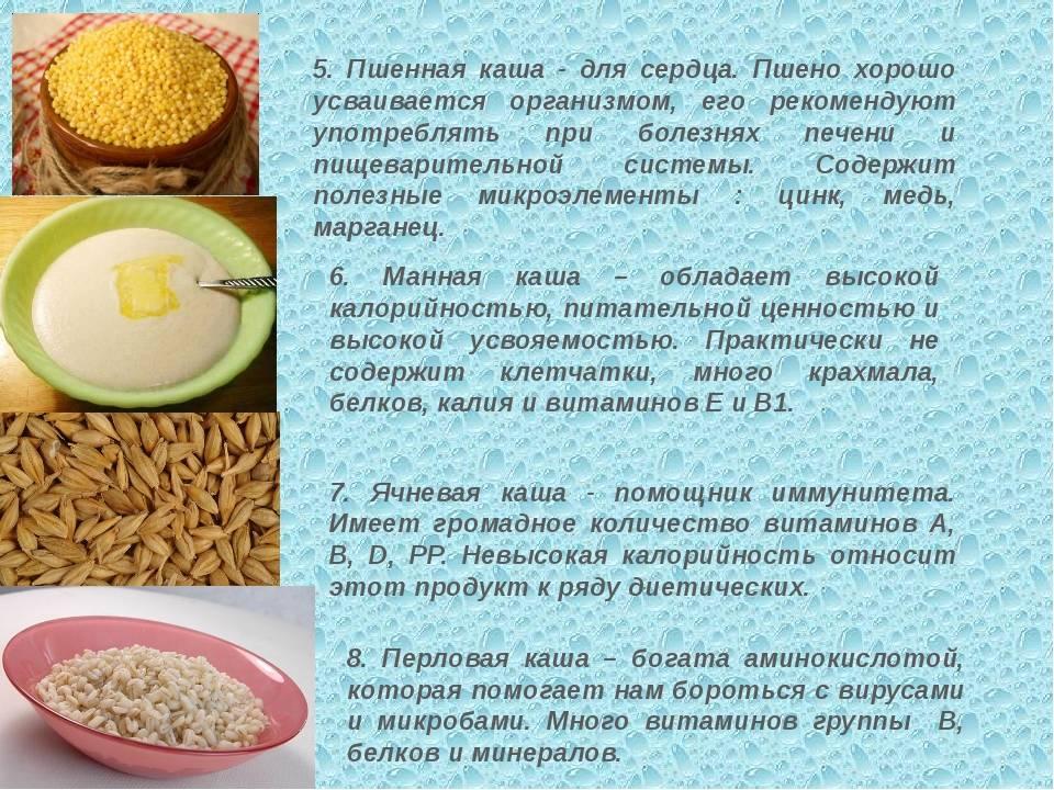 С какого возраста можно давать ребенку пшенную кашу? рецепт детского блюда для малыша в 1 год, возможна ли аллергия у грудничка на кашу
