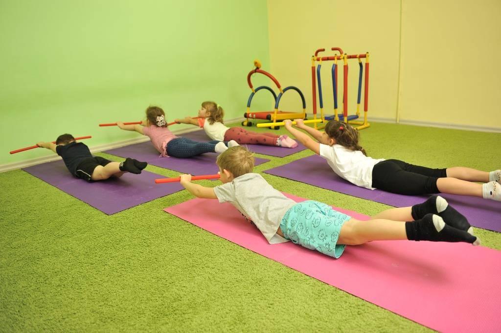 Влияние лечебной физкультуры на организм ребенка