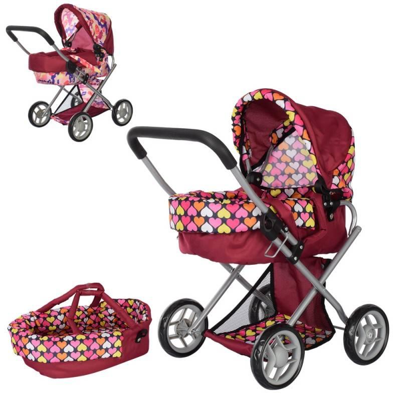 Игрушечная коляска для куклы: критерии выбора и производители