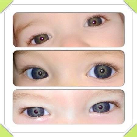 Когда меняется цвет глаз у новорожденных на постоянный и от чего зависит, можно ли спрогнозировать