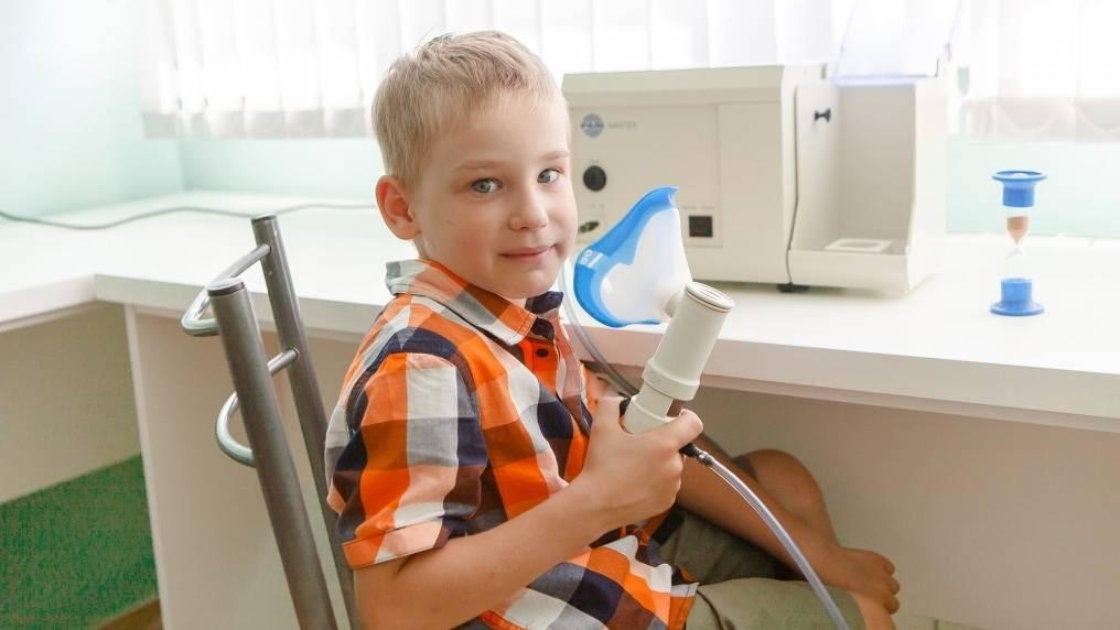 Лечение ребенка в крыму