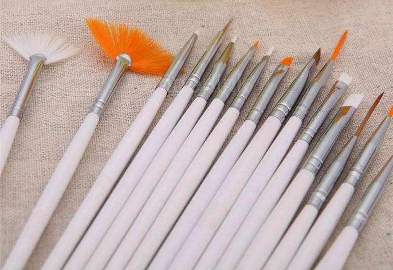 Как выбрать кисть для покраски? виды щетины и особенности нанесения на различные поверхности