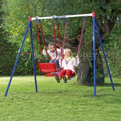 Детские садовые качели : популярные модели качелей для детей