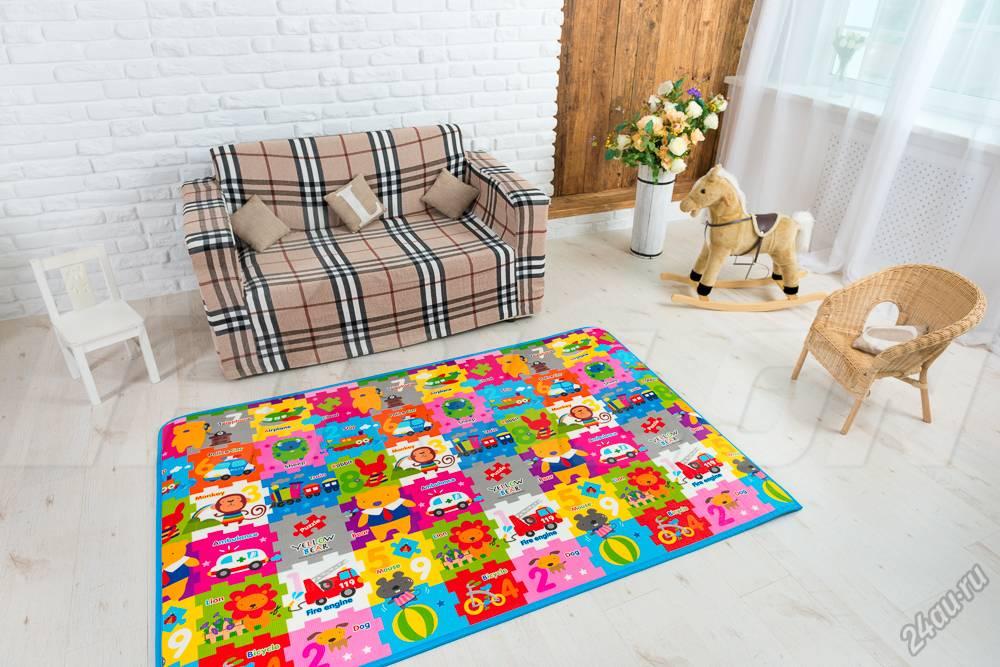 Детские ковры (169 фото): напольный коврик для ползания, parklon и другие производители ковров в детскую комнату на пол