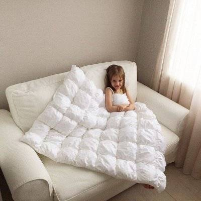 Одеяло для новорожденного: какое выбрать, требования к одеяльцам
