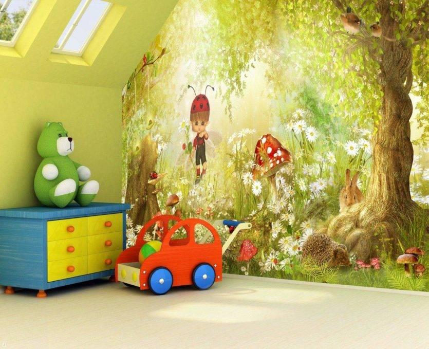Фотообои для мальчиков (54 фото): обои с машинами в детскую комнату, дизайн стен для ребенка 10 лет