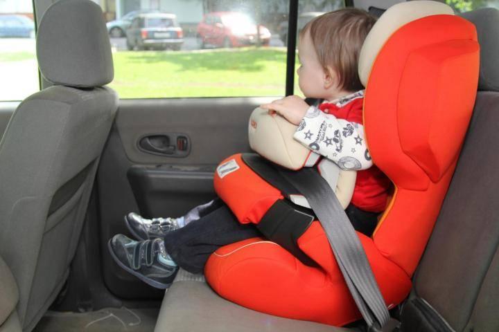 Детское автокресло cybex или recaro