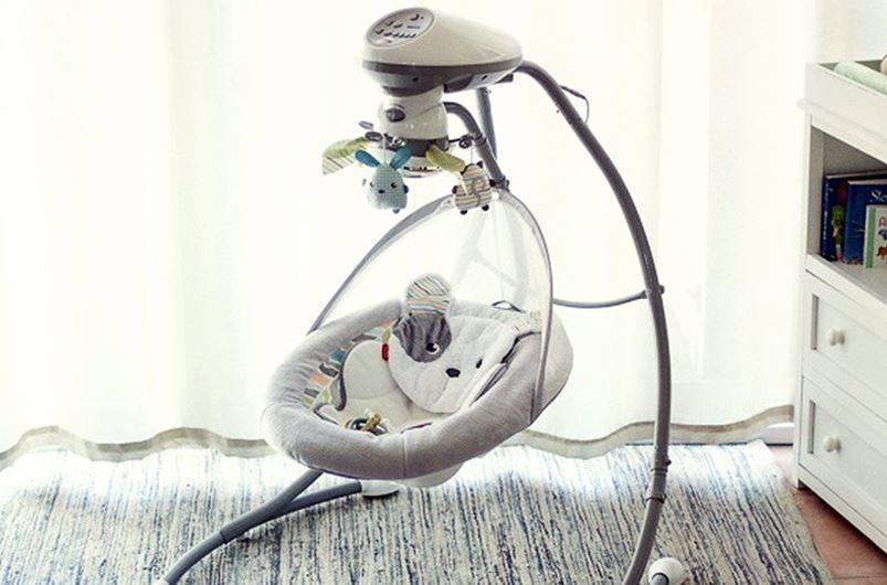 Выбираем электронные качели для новорожденных детей?