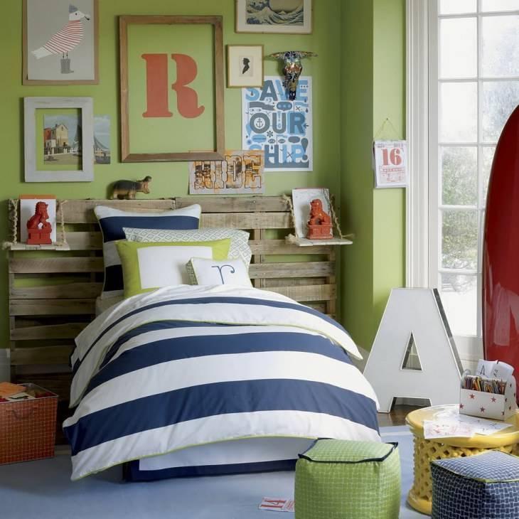 Обои для комнаты для подростка (87 фото): для стен, для детской в спальню