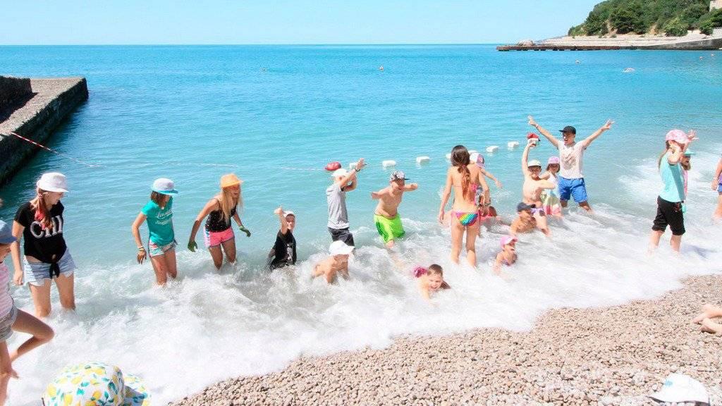 Отдых в крыму с детьми – курорты, развлечения, достопримечательности