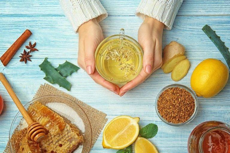 Как повысить иммунитет: витамины и народные средства