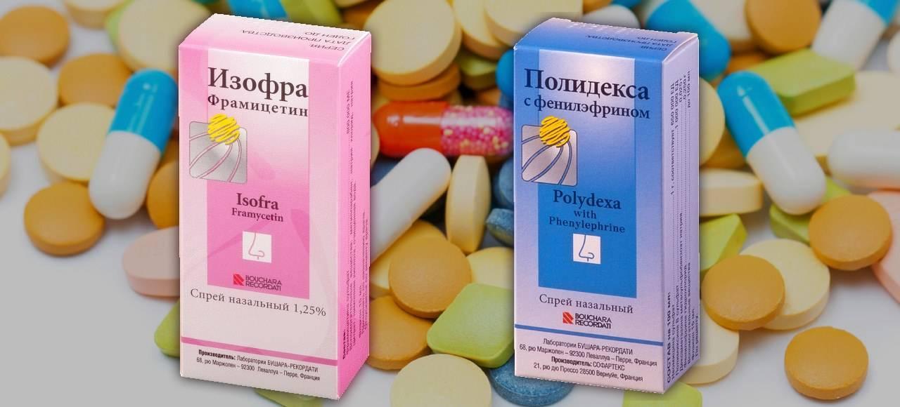 Изофра или полидекса — что выбрать? — сравнение препратов