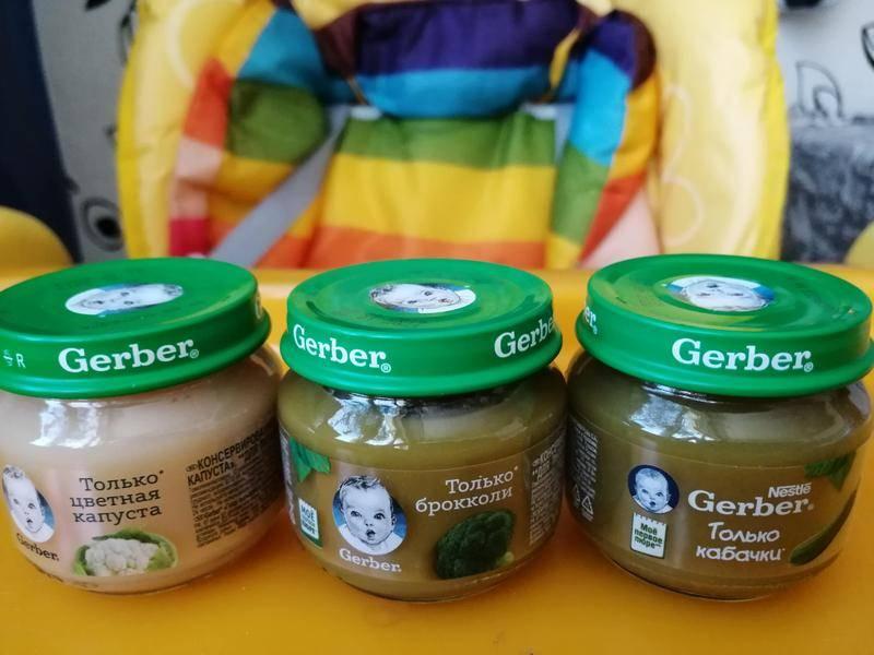 Овощное пюре для детей: когда начинать давать, 12 правил прикорма, советы педиатра по приготовлению