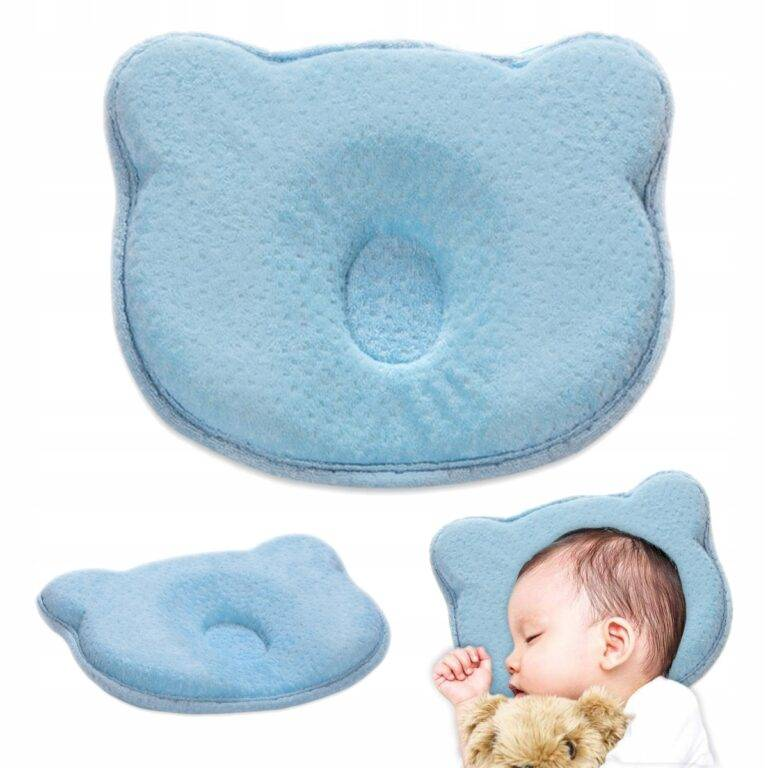 Как использовать ортопедическую подушку для новорожденного для исправления формы головы