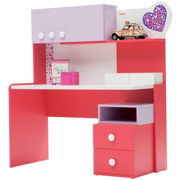 Письменный стол для девочки