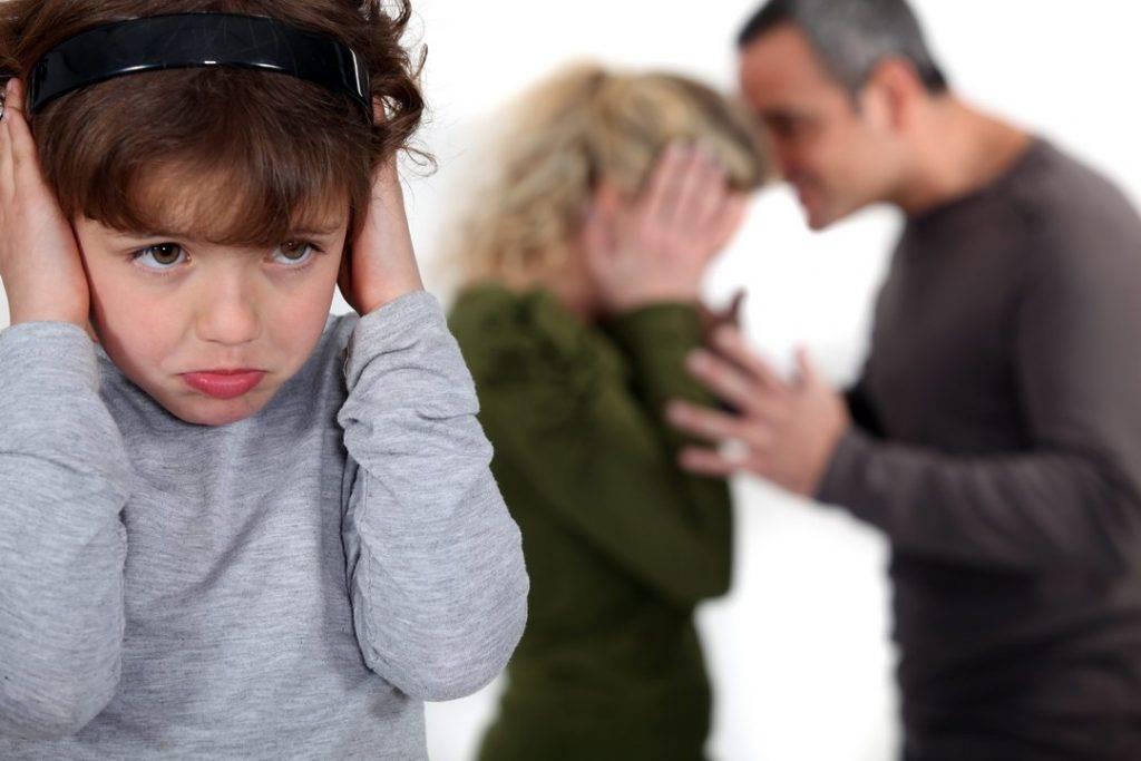 Разногласия в вопросах воспитания ребёнка