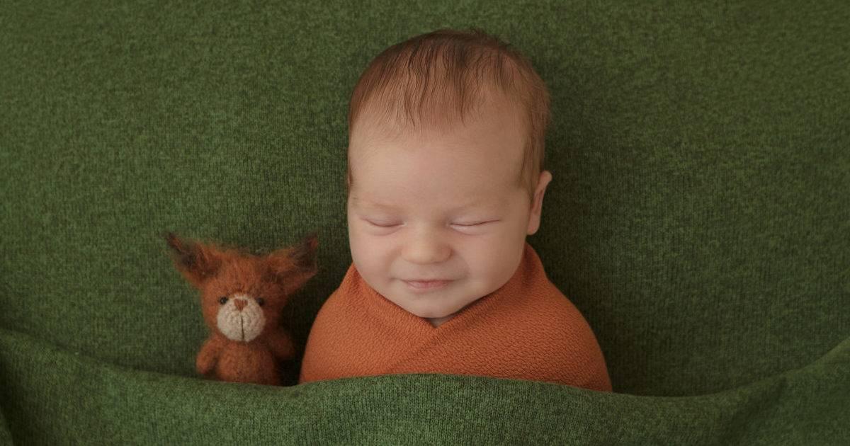 Когда ребенок начинает смеяться   уроки для мам